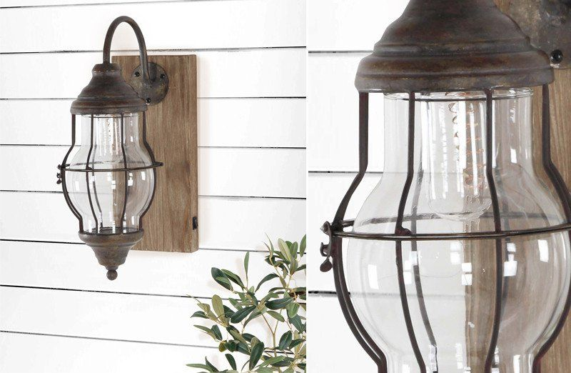 new style 873b9 20377 INDUSTRIAL LED WALL SCONCE/FARMHOUSE CHARM. DECOR STEALS ...
