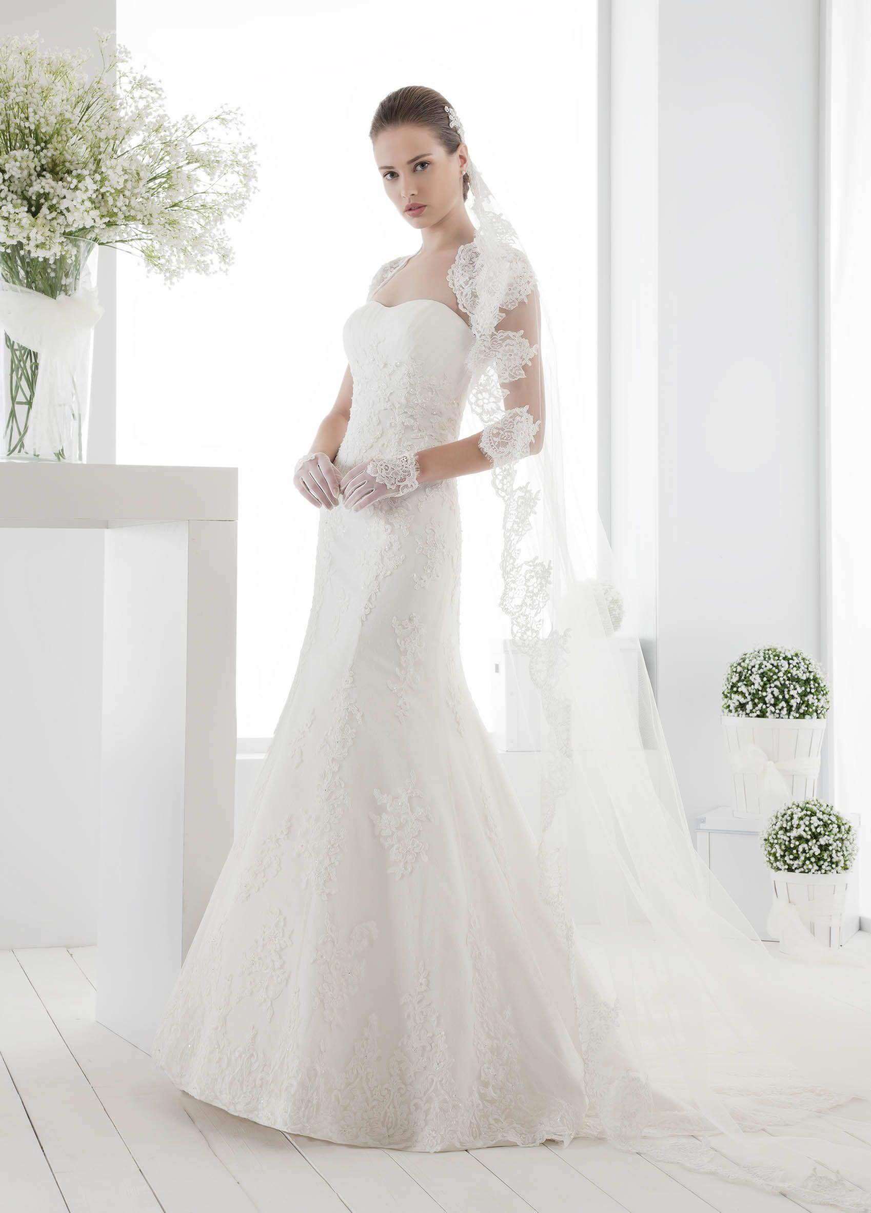 Trumpet style wedding dresses  Abito da Sposa JOABIV collezione JOLIES  Nicole Spose