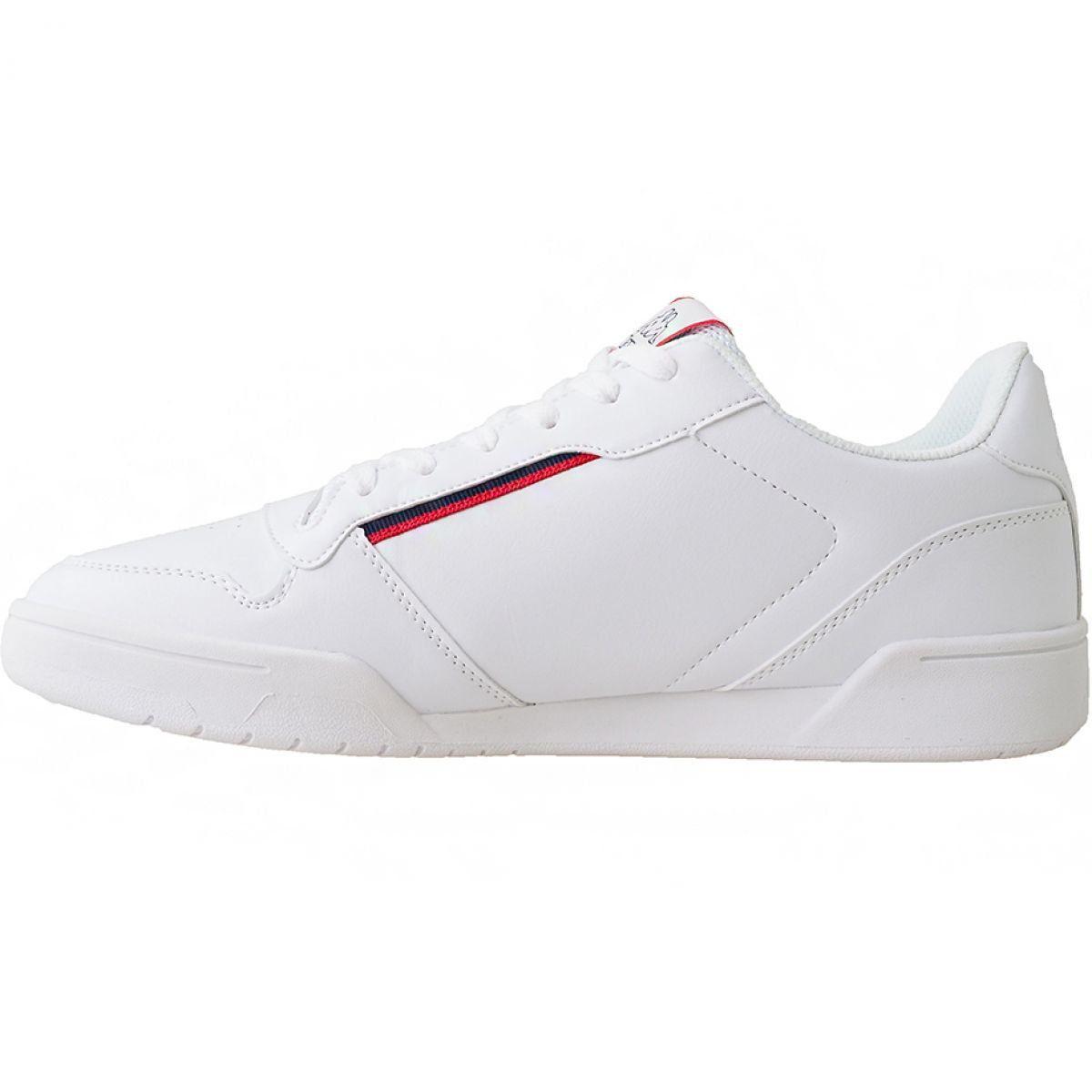 Sports Men S Kappa Kappa Marabu M 242765 1020 Shoes White Shoes Classic Sneakers Sneakers