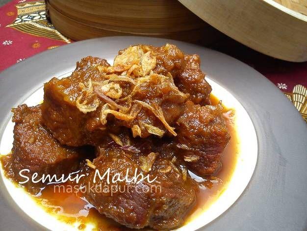 Resep Semur Malbi Oleh Heshidayat Resep Masakan Resep Resep Masakan