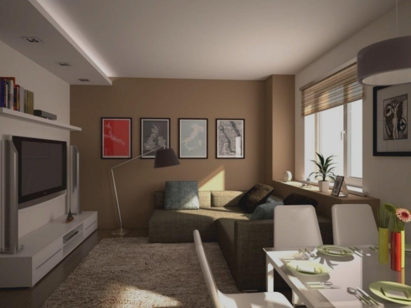 wohnzimmer einrichten aufteilung  Small living room decor, Room