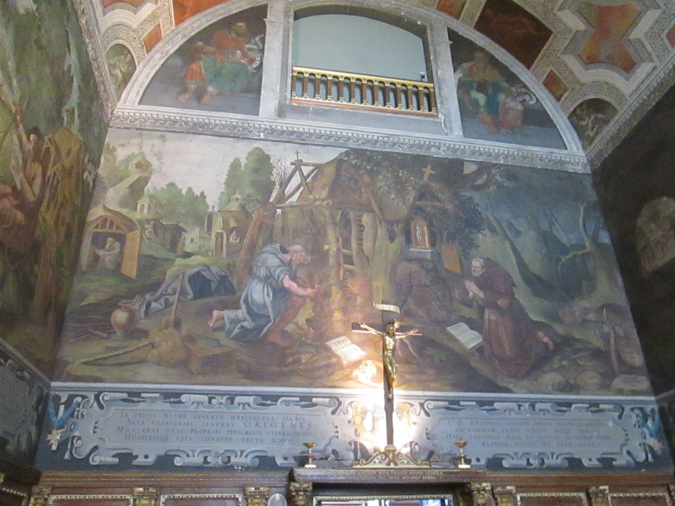 Chapelle d'Ancy le Franc