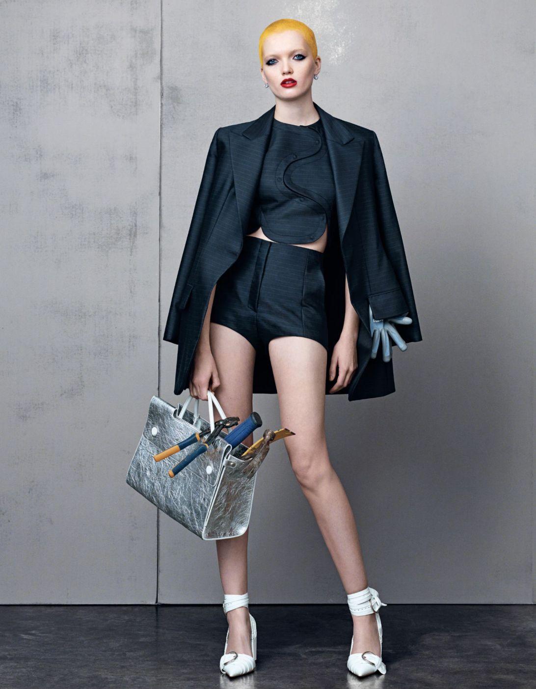 Harper's Bazaar UK - March 2016