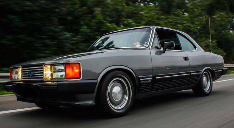 Chevrolet Opala Diplomata Coupe Opala Opalass