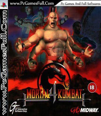 Mortal Kombat 4 Game Free Download Full Version For Pc
