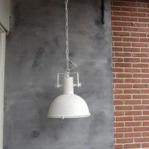 Brocante Hanglampen
