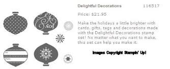 Image result for delightful decorations stampin up