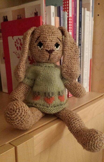 Lapin crochet et tricot