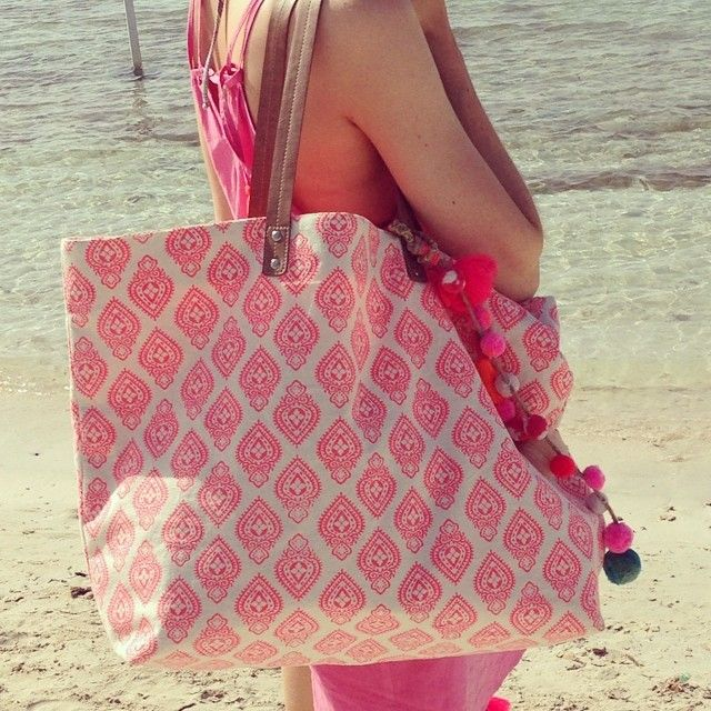 Accessorize Tote Beach Bag | My Dream Holiday | Pinterest