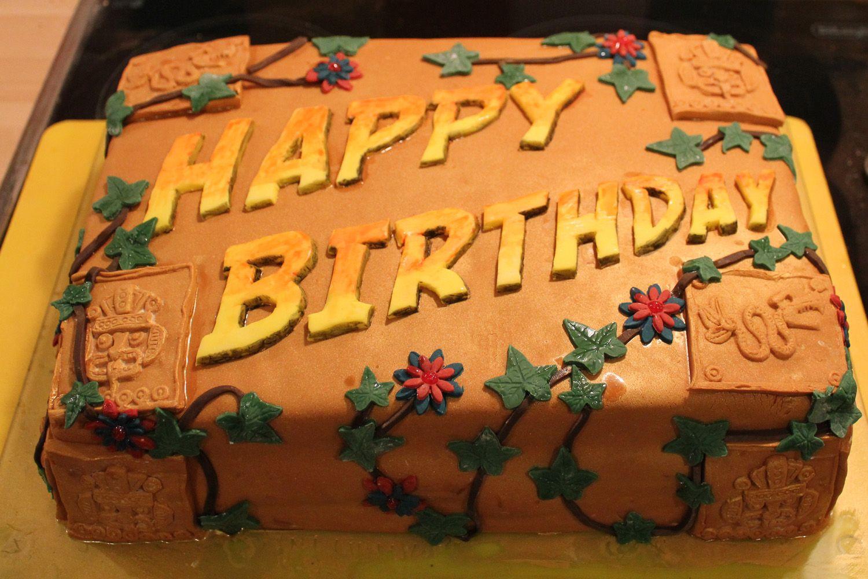 Stupendous S Dnem Rozhdeniya Bobby Kotick Indiana Jones Cake Boy Birthday Funny Birthday Cards Online Inifodamsfinfo