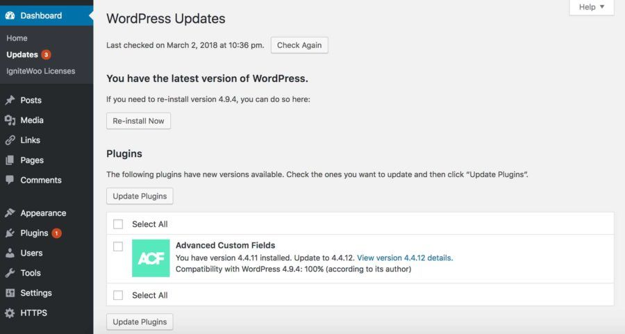 This Article Outlines One Way That Wordpress Users Can Keep Their