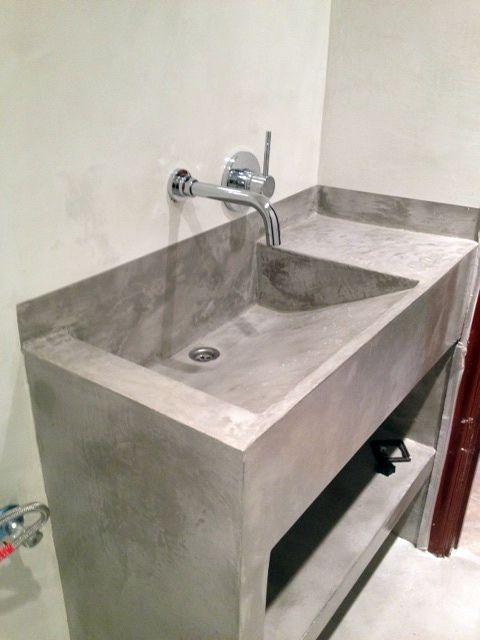 microcemento paredes - Buscar con Google | Decorar baños ...