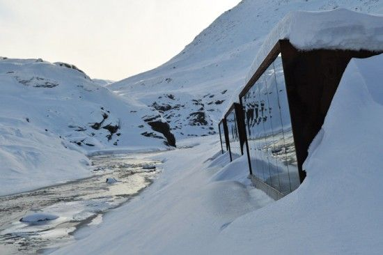 National Tourist Route Trollstigen by Reiulf Ramstad Arkitekter - I Like Architecture