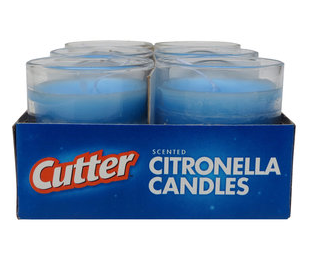 Walmart Deal Free Cutter Citronella Candle Citronella Candles