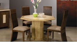 Grenoble Octangle Dining Table  Scs #scssofasgiveaway  For The Best Scs Dining Room Furniture Review