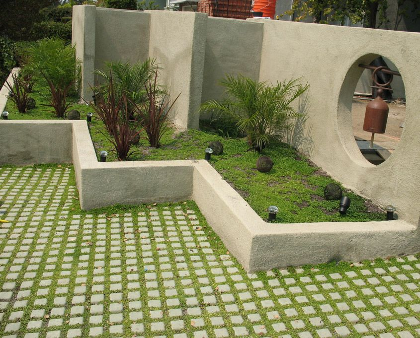 Drivable Grass® Permeable Pavers Project Gallery U2013 Patios