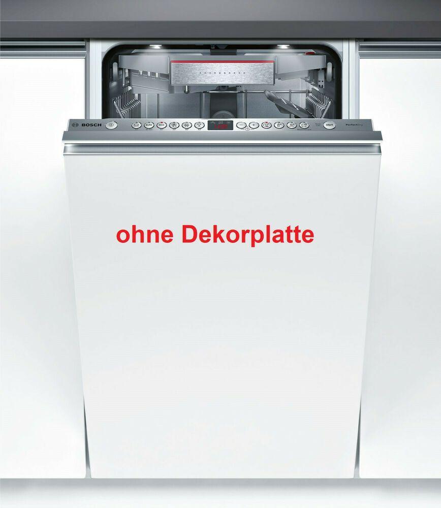 eBay Sponsored Geschirrspülmaschine BOSCH SPV66TX01E