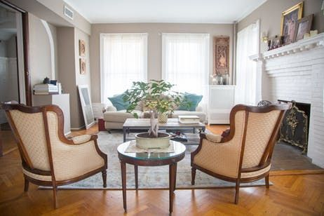 cozy furniture brooklyn. Christine\u0027s Brooklyn Abode Is An Eclectic Mix Of Cozy Furniture Classics, Global Accessories And The S