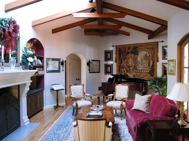 Spanish-Style Decorating Ideas | Spanish colonial, Spanish style and
