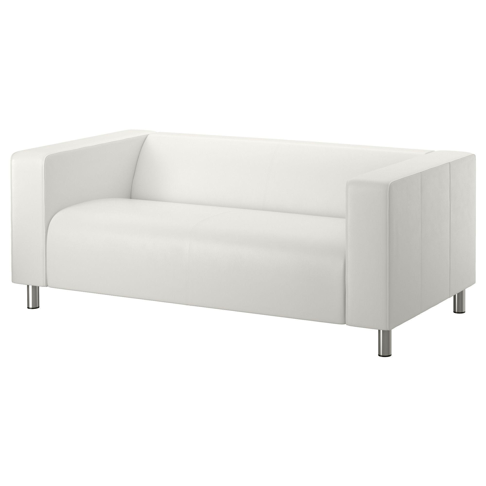 Furniture and Home Furnishings | White rooms | Ikea sofa ...