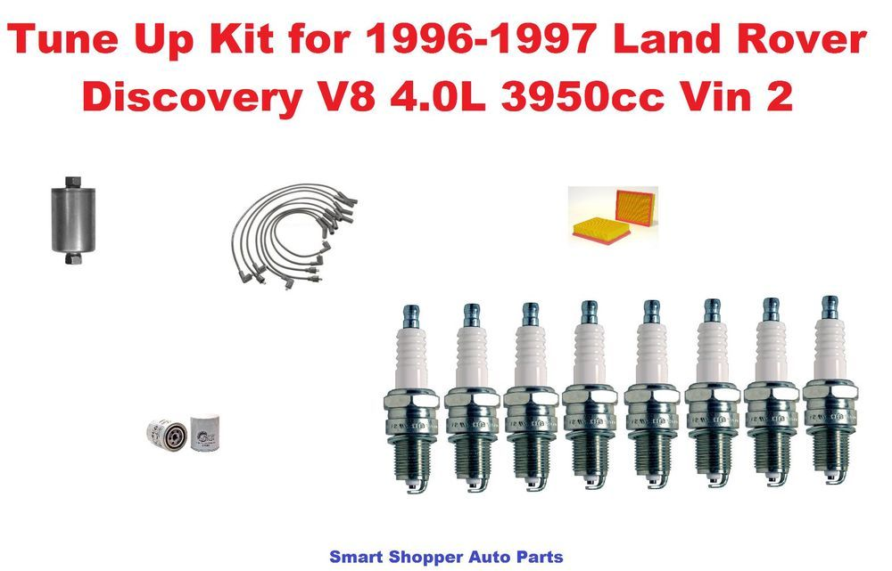 Land Rover Discovery 2 Spark Plug Wires