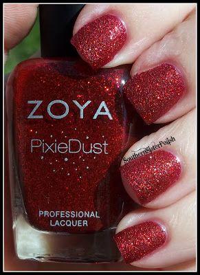 Southern Sister Polish: Zoya Pixie Dust
