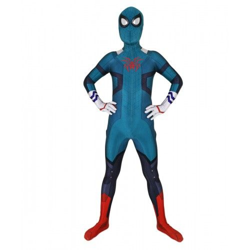 SpiderMan SpiderDeku Spiderman Costume Spiderman