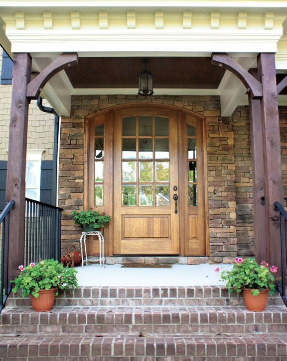 Attractive Trinity TDL 12LT Arched Top Door With Sidelights