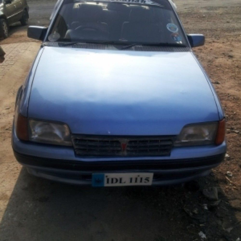 Comments By Seller Daewoo Racer Officer Scheme Registration No Idl 1115 Date Of Registration 22 20 2001 Color Blue Year Of Man Daewoo Racer Cars For Sale