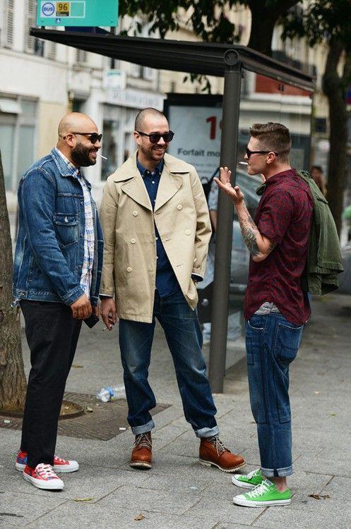 red wings style - Recherche Google | Mode Mâle | Pinterest ...