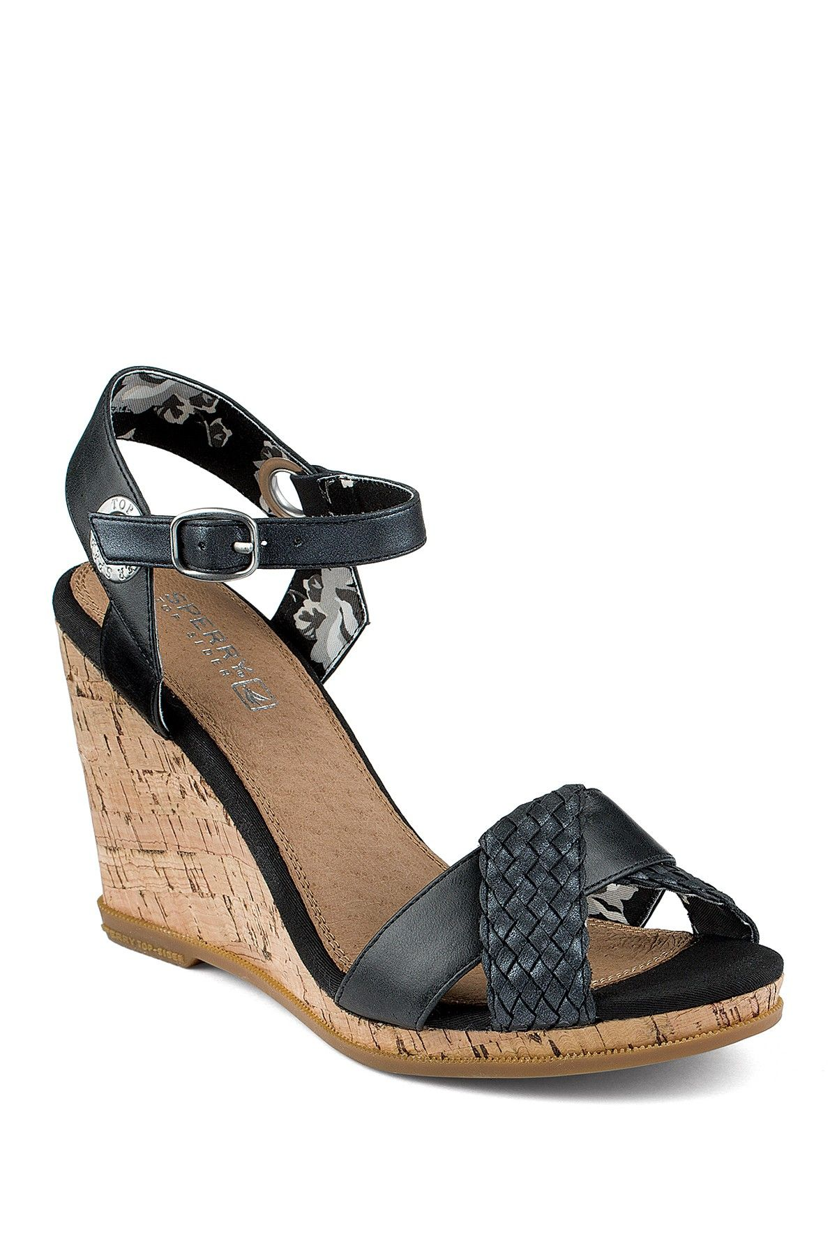 Sperry saylor wedge sandal sperry top sider top sider and wedge
