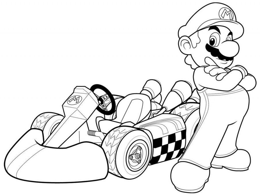 Risultati Immagini Per Mario Bros Da Colorare Disegni Da Colorare Disegni Da Colorare Estate Libri Da Colorare