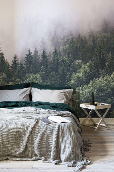 Hygge Home Decor Bedroom Bedroom Design Bedroom Green