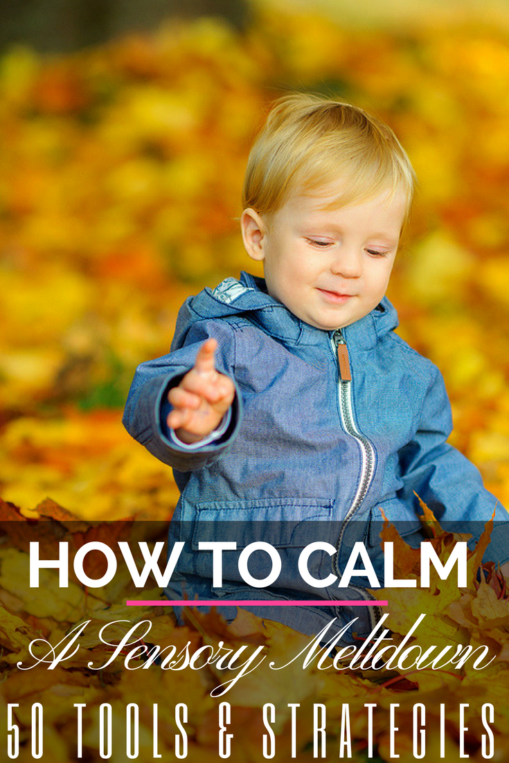 50 Tools Every Autism Mom Should Have in Her Calm Down Kit-Word to