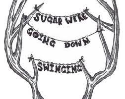 Boy by down fall going lyric sugar swinging were
