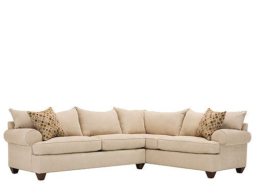 Sectional Sofa | Sectional Sofas | Raymour and Flanigan Furniture  sc 1 st  Pinterest : sectional sofas raymour and flanigan - Sectionals, Sofas & Couches
