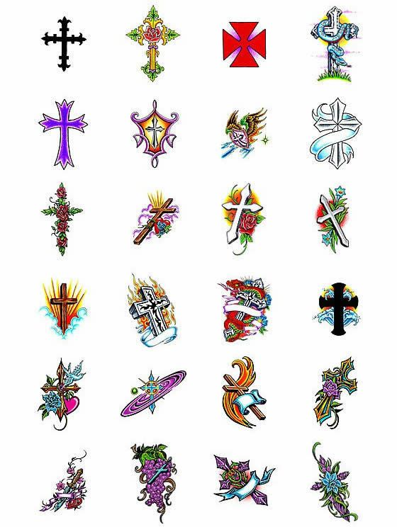 Religious Cross Tattoos For Women Cross Tattoos What Do They