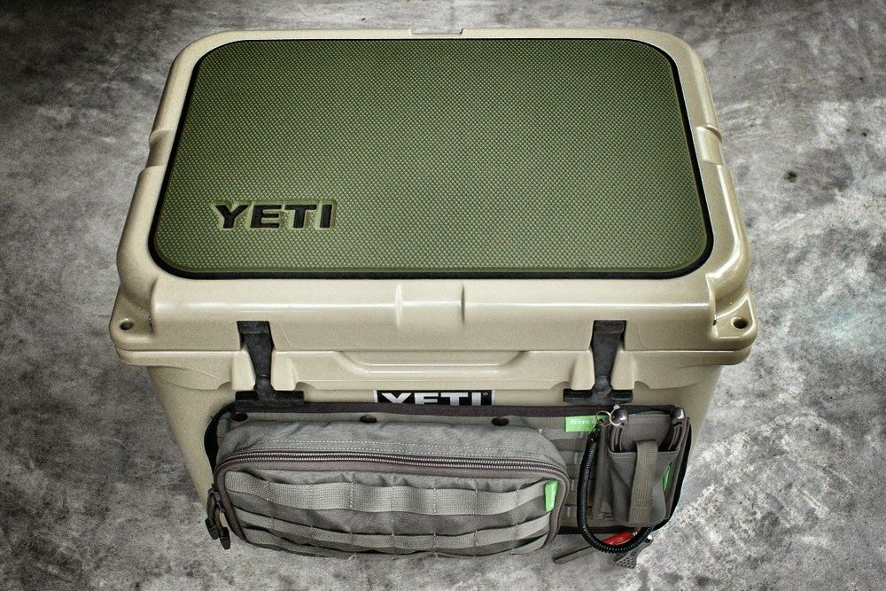 how to make a yeti cooler