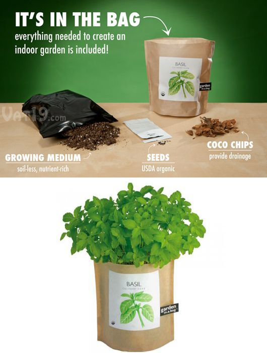 Garden-In-A-Bag | Caroline Manzo | Official Lifestyle ...