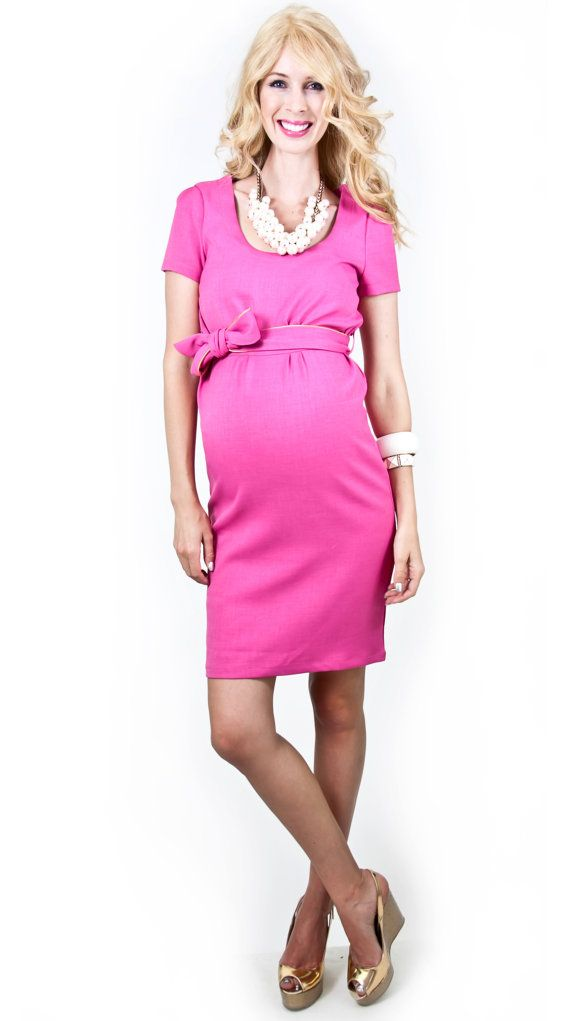 Maternity Dress by MadeleineMaternity on Etsy, $189.00 damn it why ...