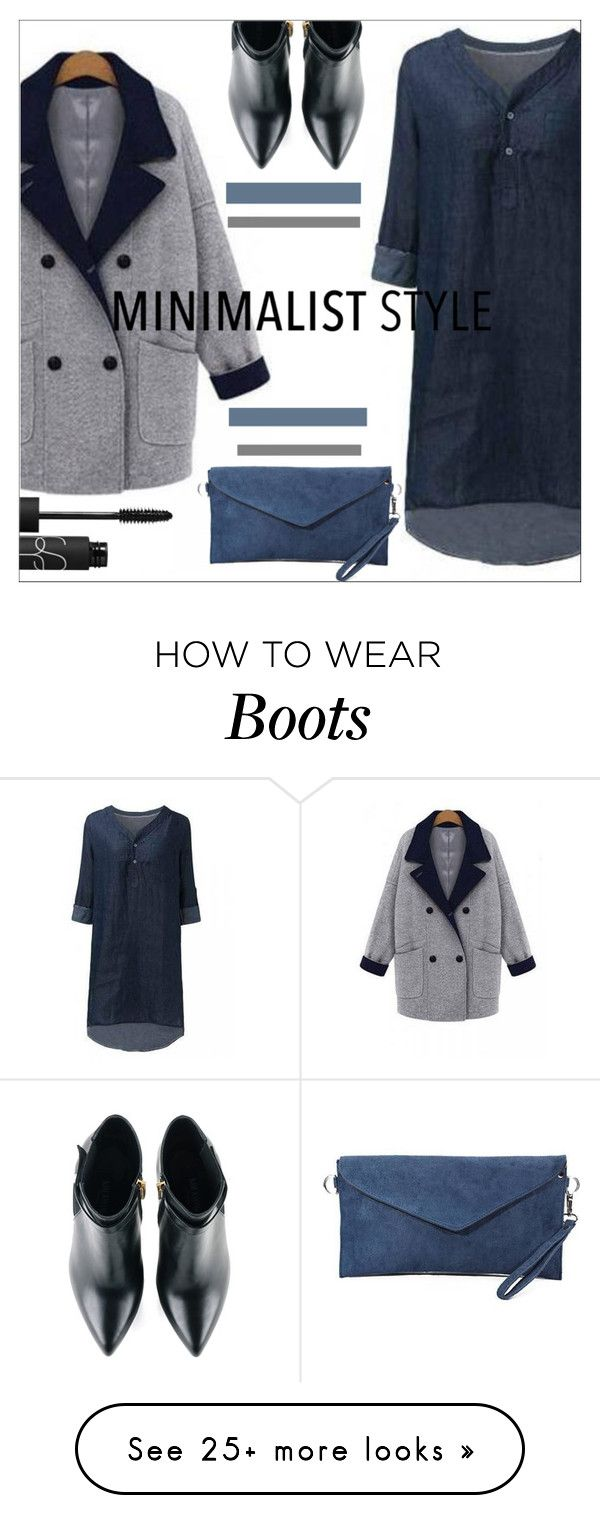 """""""Minimal Style"""" by mycherryblossom on Polyvore featuring Kim Kwang and NARS Cosmetics"""
