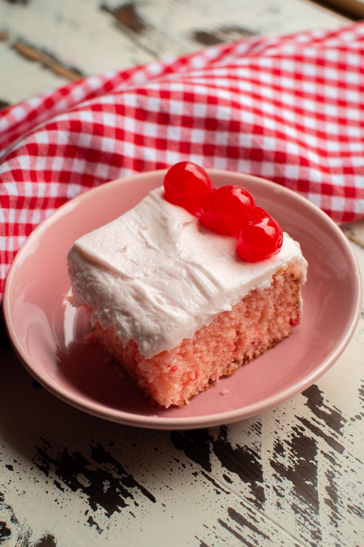 Cherry chip cake recipe cherry chip cake cherry chip