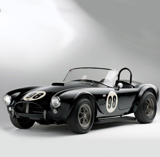 Whats A Shelby Cobra With A Colorful History Really Worth - What's a sports car