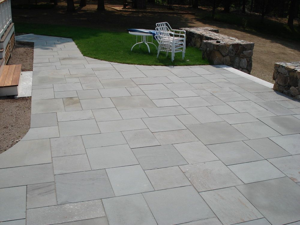 Nice Thermal Bluestone Patio