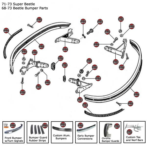 c13-3107 - curved chrome tube nerf bars