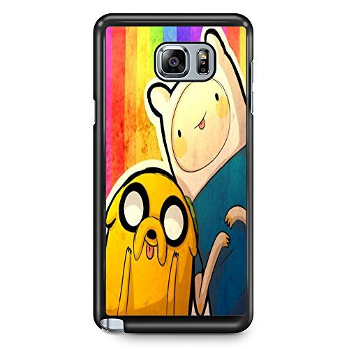 GEBLEG-Finn And Jake Adventure Time Samsung Galaxy Note 5 Cases Hard Plastic Material with Black Frame Gebleg http://www.amazon.com/dp/B0187DNZ3U/ref=cm_sw_r_pi_dp_6Ioywb19S0QHM