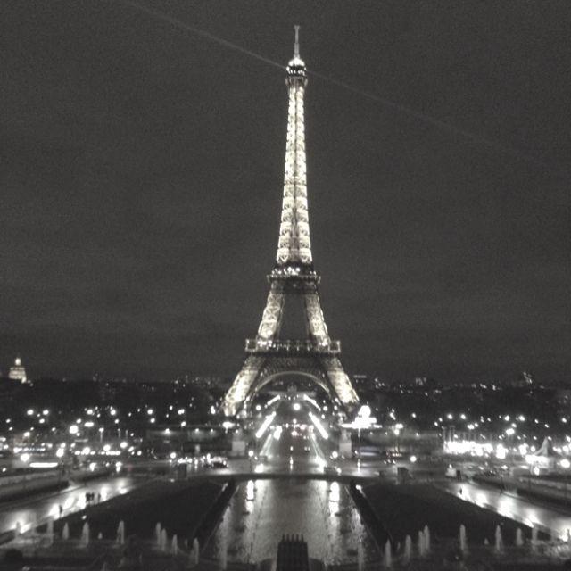 París volveré....