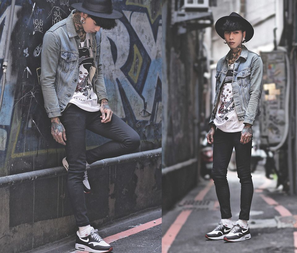 nike air max 1 vintage mens jackets