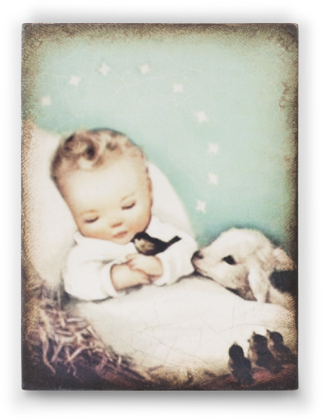 Little Lamb - Holiday 2015 - RETIRED 12/1/2015