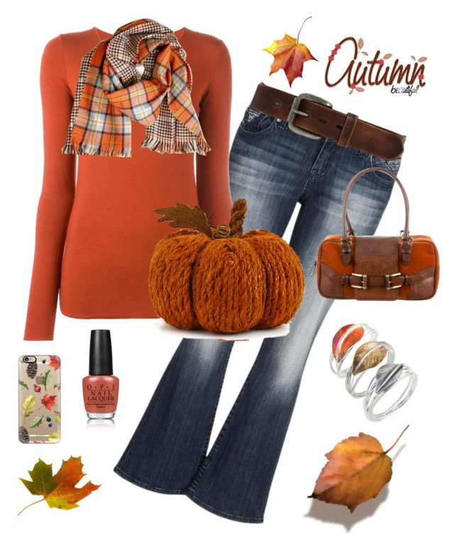 """""""Casual autumn beautiful"""" by im-karla-with-a-k ❤ liked on Polyvore featuring maurices, Roberto Collina, Bed